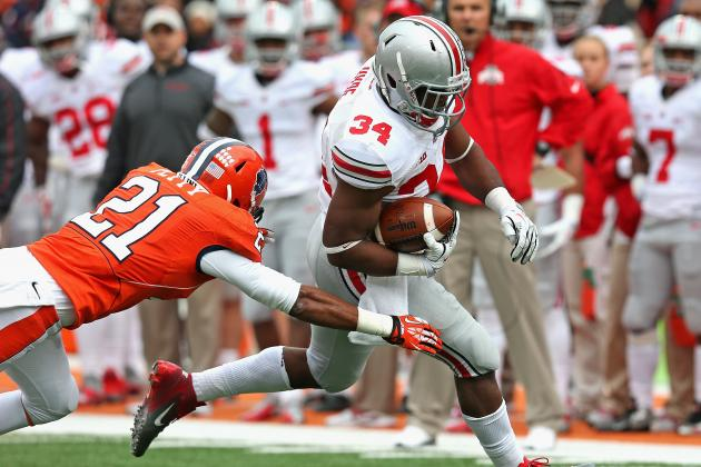 Ohio State vs. Illinois: 10 Things We Learned in Buckeyes' Win