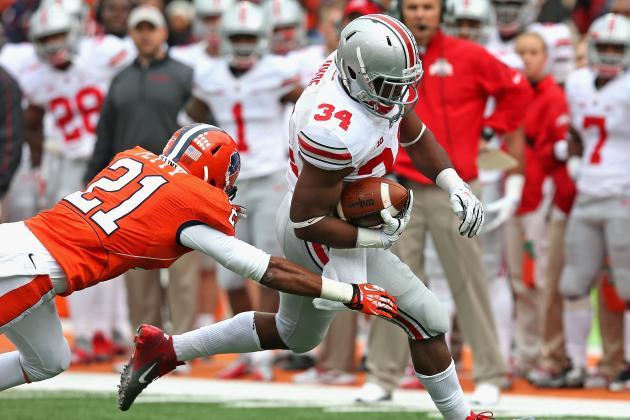 Ohio State vs. Illinois: 10 Things We Learned in Buckeyes' Win