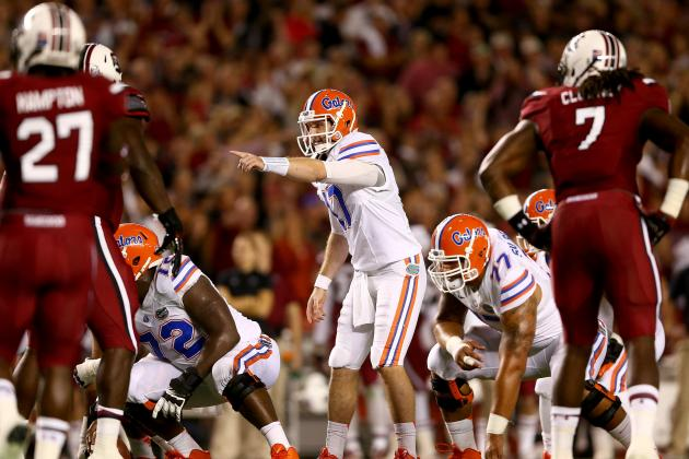 Florida vs. South Carolina: 10 Things We Learned in Gators' Loss