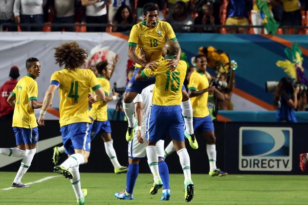 Brazil vs. Honduras: 6 Things We Learned
