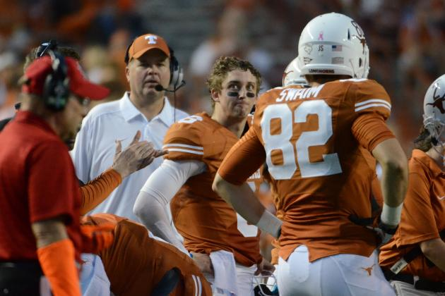 Oklahoma State vs. Texas: 10 Things We Learned in the Longhorns' Loss