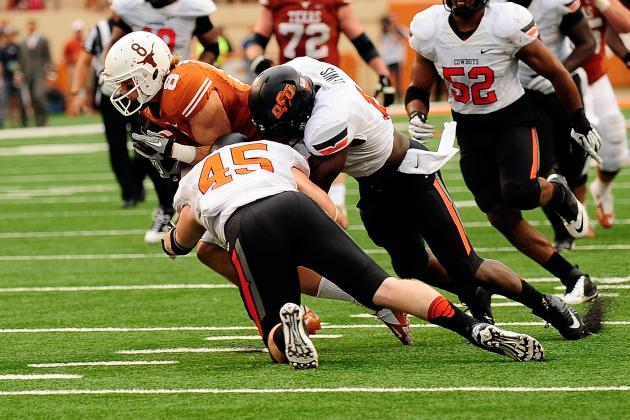 Oklahoma State Football: Winners and Losers from the Week 12 Game vs. Texas
