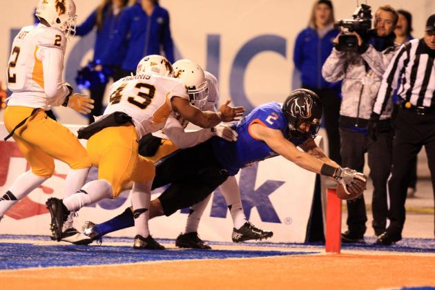 Wyoming vs. Boise State: 10 Things We Learned in Broncos' Win