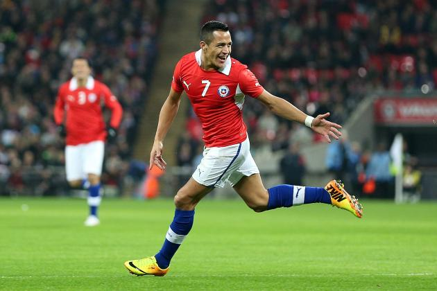 International Team of the Week: Chile & Portugal Stars on Show