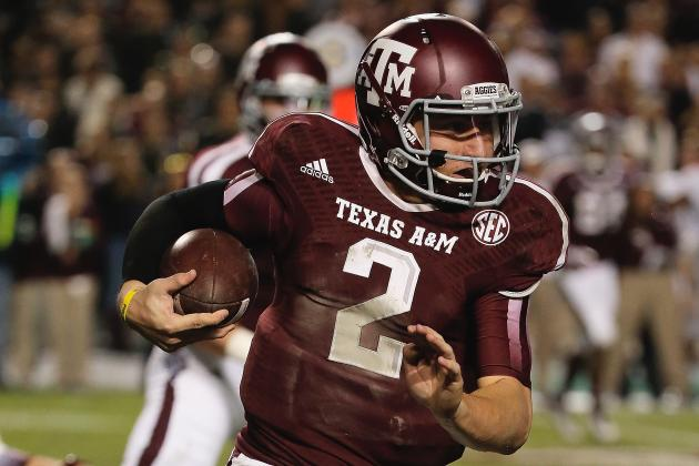 Texas A&M Football: 4 Reasons Johnny Manziel Is the Heisman Front-Runner