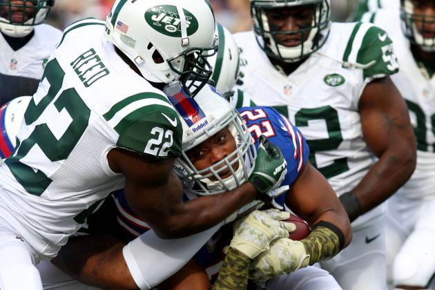 New York Jets vs Buffalo Bills: Takeaways from New York's 34-14 Loss to Buffalo