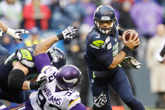Vikings vs. Seahawks: Full Roster Report Card Grades for Seattle