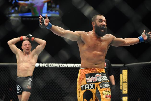 UFC 167 Results: What Is Next for the Losers?