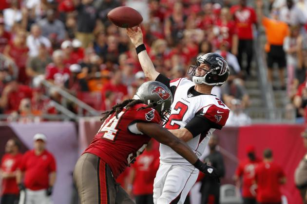 Falcons vs. Buccaneers: Full Roster Report Card Grades for Atlanta