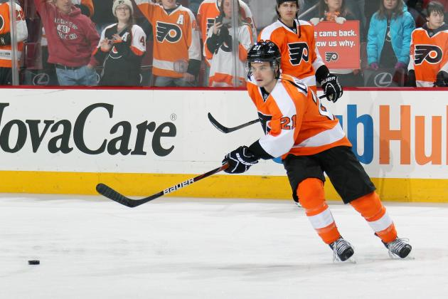 Projecting Top-End Potential for Philadelphia Flyers' Best Prospects