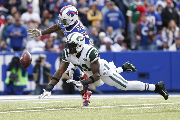 New York Jets vs. Buffalo Bills: Full Roster Report Card Grades for New York
