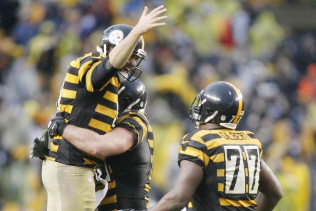 Lions vs. Steelers: Takeaways from Pittsburgh's 37-27 Win over Detroit