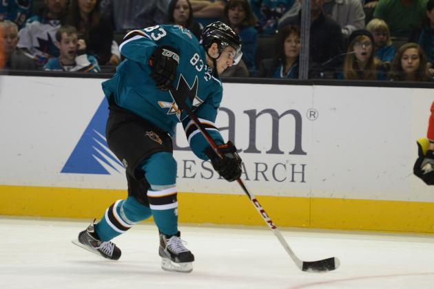 Projecting Top-End Potential for San Jose Sharks' Best Prospects