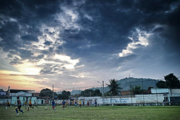 25 Beautiful Pictures of the Beautiful Game