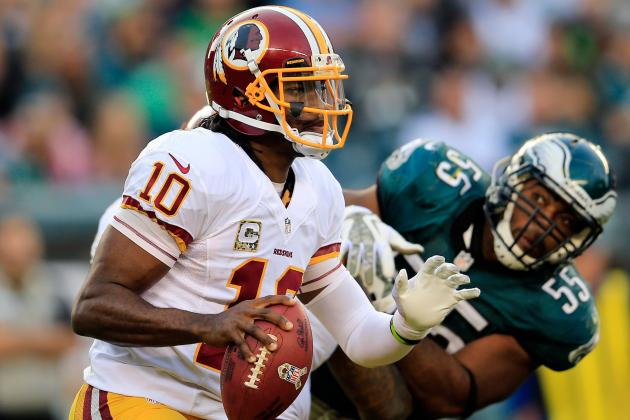 Washington Redskins vs. Philadelphia Eagles: Full Roster Grades for Washington