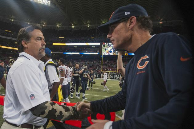 Bears vs. Rams: Takeaways from Chicago's 42-21 Loss to St. Louis