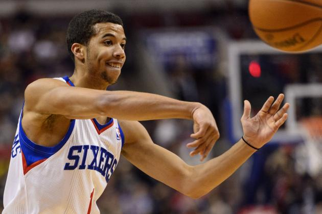 NBA Rookie Stock Watch: Can Anyone Topple an Injured Michael Carter-Williams?