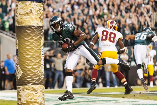 Washington Redskins vs. Philadelphia Eagles: Full Report Card Grades for Philly