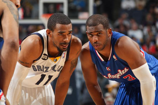 Definitive Guide to Grizzlies vs. Clippers and Monday's Top NBA Games
