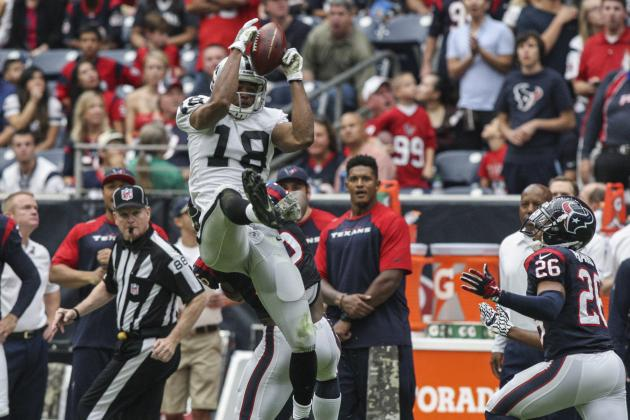 Raiders vs. Texans: Full Roster Report Card Grades for Oakland