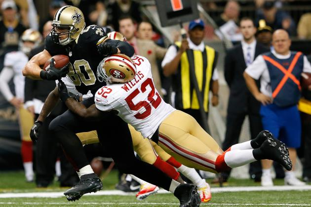 49ers vs. Saints: Full Roster Report Card Grades for San Francisco