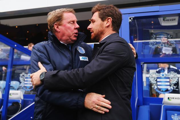Is Tottenham Hotspur Boss Andre Villas-Boas an Improvement on Harry Redknapp?