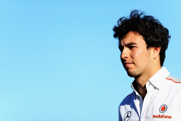 Assessing Sergio Perez's Options for a Race Seat in 2014