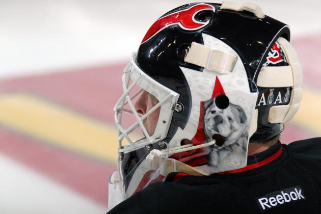 Ranking the 10 Coolest Goalie Masks in the NHL in 2013-14