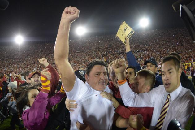 College Football Programs Who Should Consider Hiring Ed Orgeron