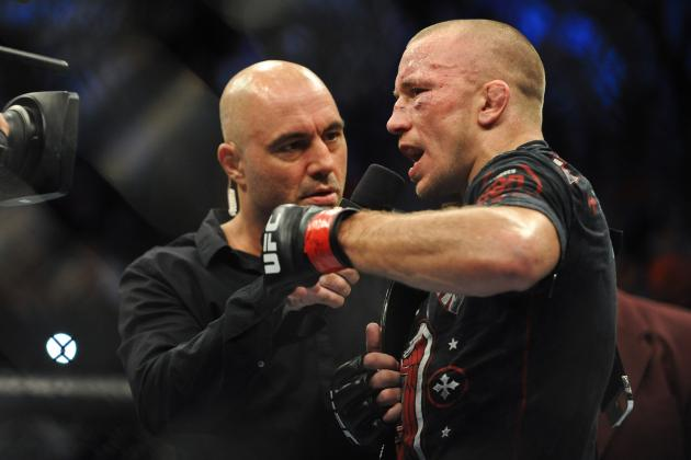 UFC Rankings for Each Weight Division Following UFC 167