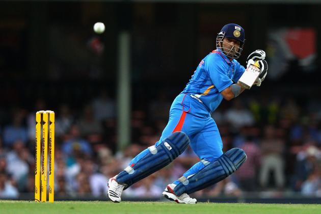10 of the Best Strokes of Sachin Tendulkar's Cricket Career