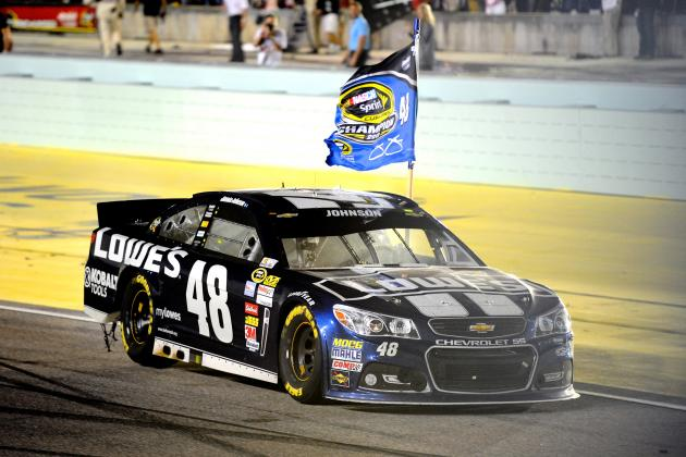 The Defining Moment of the 2013 Season for NASCAR's Top Stars