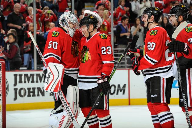 Chicago Blackhawks: Previewing the 7-Game Circus Trip