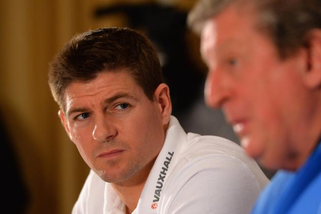 Paper Gossip: Gerrard Eyes Revenge, Suarez Boost for Reds, Carrick New Deal