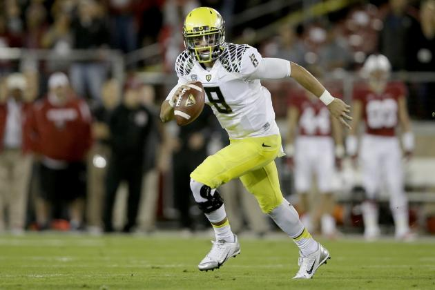 2014 NFL Draft: Where Do Top Quarterbacks Best Fit in NFL?