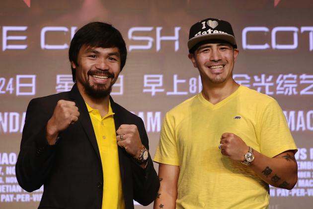 Manny Pacquiao vs. Brandon Rios: Everything You Need to Know for Epic Fight