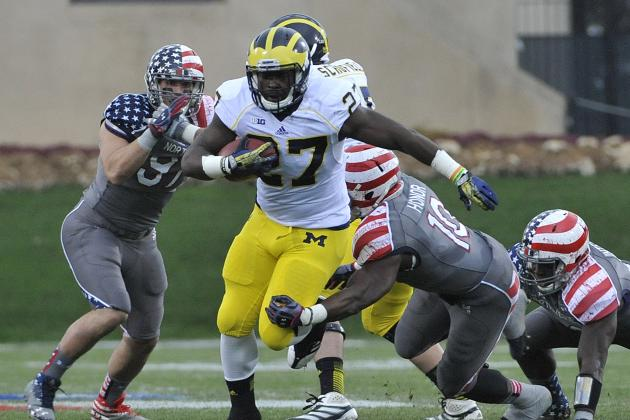 Michigan Wolverines vs. Iowa Hawkeyes: Complete Game Preview