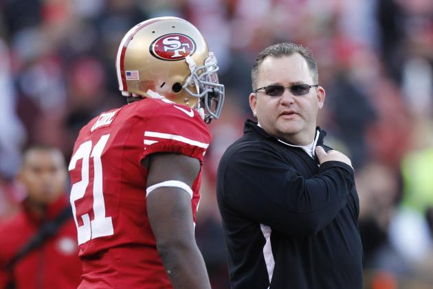 San Francisco 49ers: 5 Reasons Greg Roman Should Be on the Hot Seat