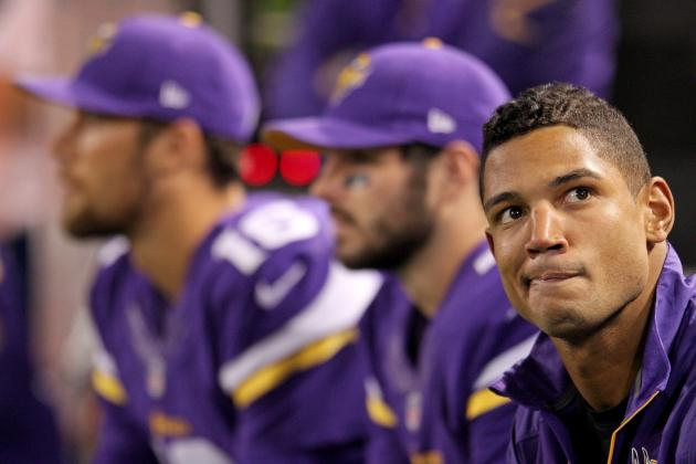 5 Reasons the Minnesota Vikings Shouldn't Retain Josh Freeman This Offseason