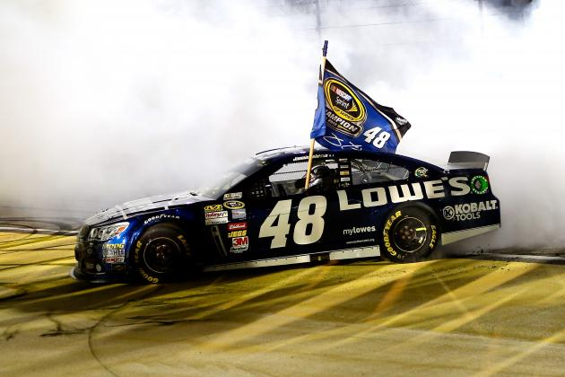 Who Are the Biggest Threats to Jimmie Johnson's Repeat Bid in 2014?