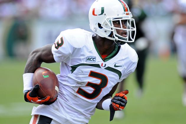 Miami Hurricanes vs. Virginia Cavaliers Complete Game Preview
