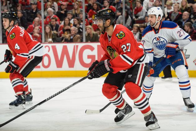 Power Ranking the Chicago Blackhawks' Role Players