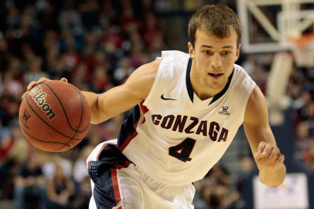 Gonzaga Basketball: Way-Too-Early Grades for Bulldogs Starters