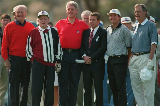 Ranking the Most Accomplished Golfers Among US Presidents