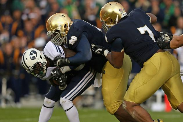 Notre Dame Fighting Irish vs. BYU Cougars: Complete Game Preview