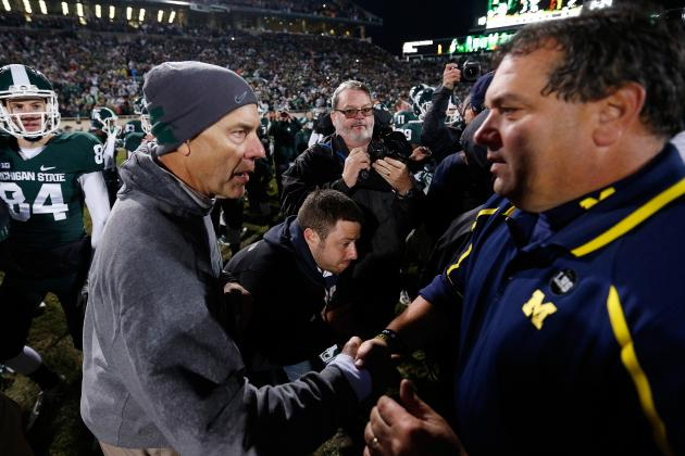 Grading Every Big Ten Head Coach Through 10 Games