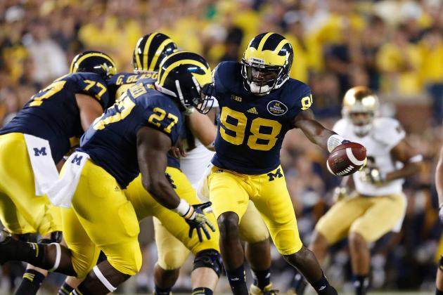 Five Things the Michigan Wolverines Must Do to Finish Strong