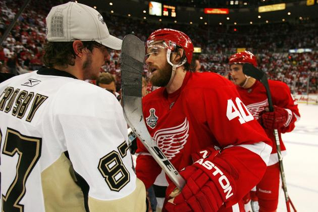 Ranking the 5 Most Heartbreaking Losses in Detroit Red Wings History