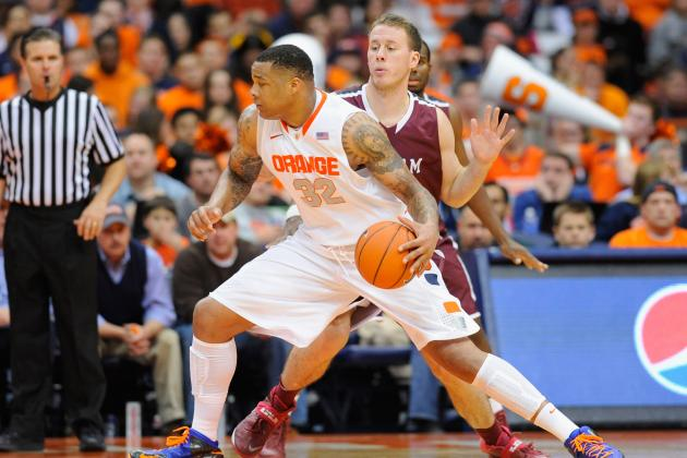 Syracuse Basketball: Way-Too-Early Grades for Orange Starters