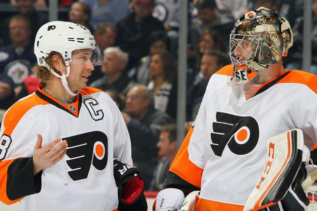 Philadelphia Flyers' 5 Most Influential Players so Far in 2013-2014